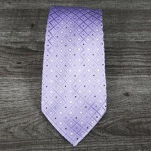3 for $10- Purple silk tie